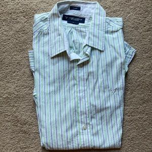 American eagle dress shirt. Barely worn!